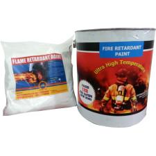 Flame Retardant Paints
