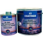 High Temperature Anti - Corrosive Primer